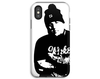 iPhone X Phone Case - iPhone 8 Case - iPhone Case - Samsung Galaxy - Galaxy S8 case - Rag n Bone Tough Phone Case