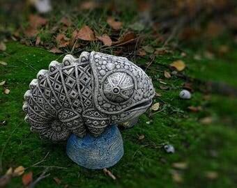 Handmade ceramic statuette, ceramic statuette, ceramic gift