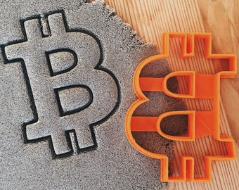 Bitcoin Cookie Cutter