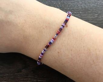 Purple hues***