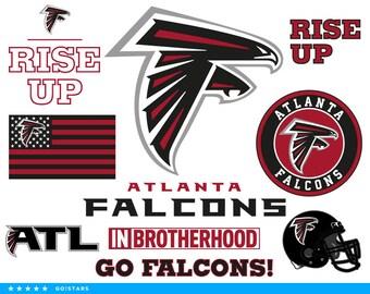 Atlanta falcons etsy falcons svg atlanta falcons svg falcons clipart atlanta falcons clipart rise up voltagebd Choice Image