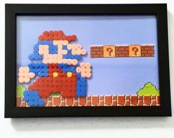 Frame Mario World