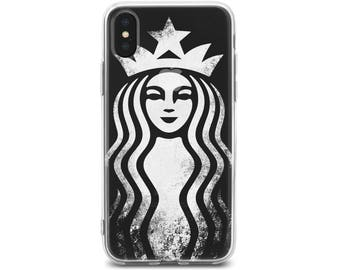 iPhone X case starbucks iphone case iPhone 8 plus case starbucks iPhone 8 case starbucks logo x iPhone case starbucks queen iPhone8 case