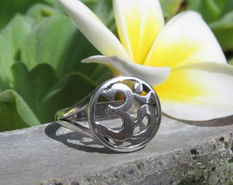 Silver ring, Ohm