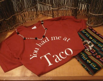 Taco T shirt