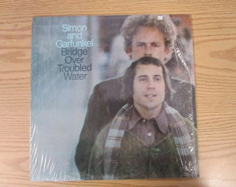 Simon and Garfunkel / Bridge Over Troubled Water / Vinyl LP in Shrink / Columbia / KCS 9914