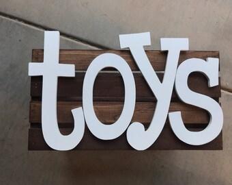 Cute Toy Box!