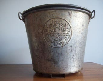 Universal Bread Maker by Landers, Frary & Clark of New Britain, Connecticut.