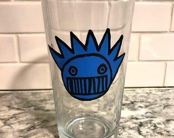 Boognish Pint Glass