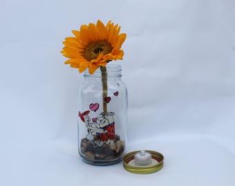 flintstones, handpainted, handmade,gift