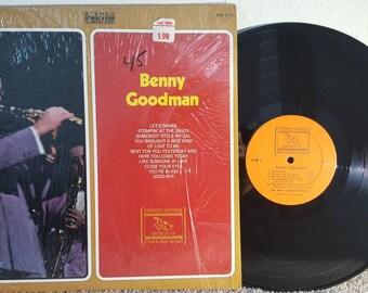 Benny Goodman LP (1973) IN SHRINK