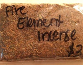Fire Element Incense