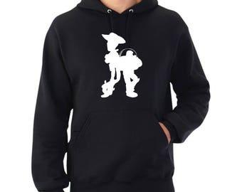 Disney Hoodie / Toy Story Hoodie / Disney Adult Hoodie / Disney Matching Shirts / Disney Group Shirts / Buzz Lightyear Hoodie / Toy Story