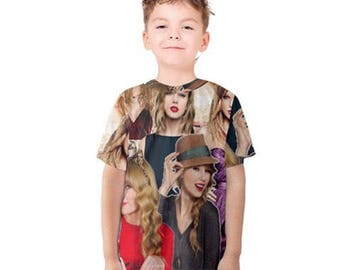 Taylor Short sleeve all over tee