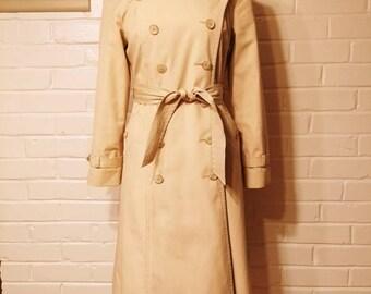 Vintage Euro Trenchcoat