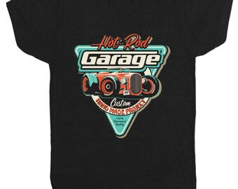 Hot Rod 23 Motorcycle Inspired Cafe Racer Motorbike Biker Gang Heavy Metal Rock Music Film Movie T Shirt 1