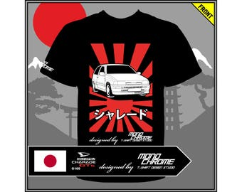 T-shirt Daihatsu Charade GTti G100