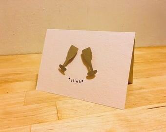 Clink Notecard