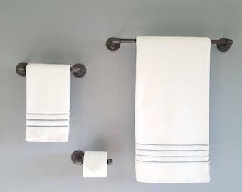 Pipe Bathroom Accessories