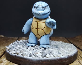 Angry Squirtle