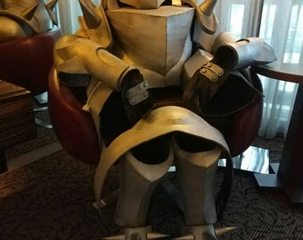 Full Metal Alchemist Alphonse Elric's Armour Cosplay (torso only)