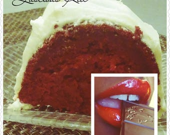 Luscious Red (Red Velvet Cake)