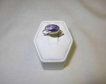 Quahog Shell Ring