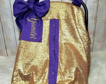 Car Seat Canopy, gold sequin car seat canopy, car seat cover