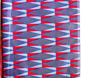 Genuine Kitenge African Print Fabric/ High Quality Ankara fabric/ Dutch Wax/ Holland Wax/ African Print Fabric