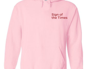 "Harry Styles ""Sign of the Times CORNER"" Hoodie"