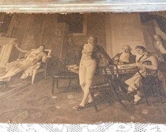 1892 Henry Gillard Glindoni Print