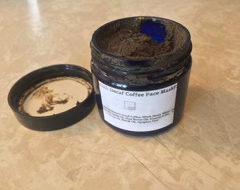 French Decaf Coffee Mask
