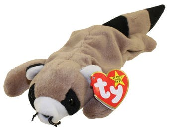 Ty Beanie Babies Ringo 1995 4th Generation