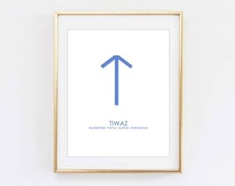 Rune Tiwaz