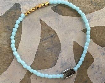 Bracelet - 147 baby blue
