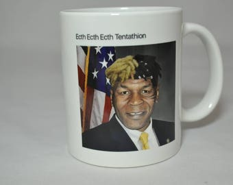 The Mike Tython XXXtentacion mug