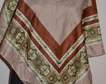 Tie Rack silk scarf