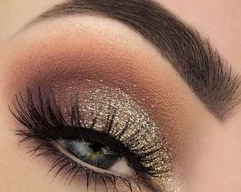 New gold goddess galaxy cosmetic makeup glitter
