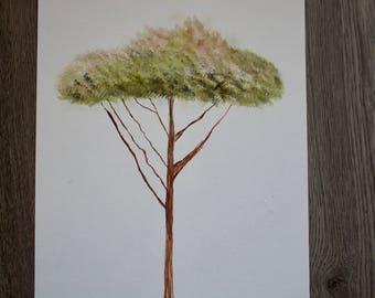 Tree #2 series
