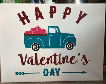Valentines Day Wall Sign
