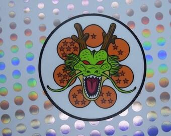 Wish Upon A Dragon Sticker