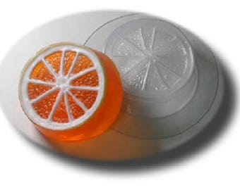 Soap molds, Soap mold, the Form for chocolate, Forms for chocolate, the Icetray, Plastic forms, Orange, Fruit