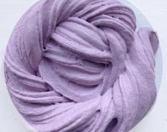 violet daiso butter slime scented lavender