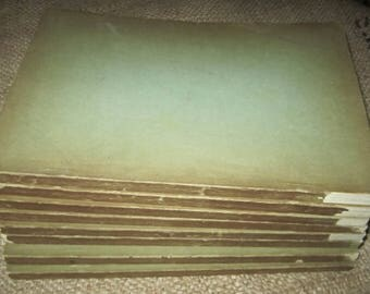Lot of Vintage NATIONAL GEOGRAPHIC Special Edition Books 1929, 1932, ect...