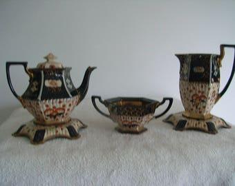 Very decorative Tea service