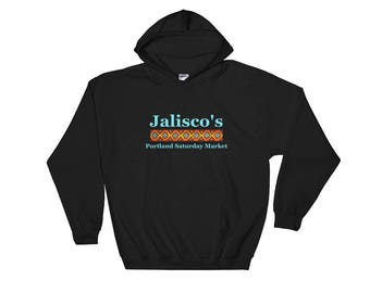 Jalisco's Hooded Sweatshirt