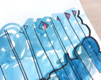 Drawing |Flags of convenience