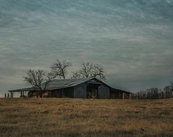 Rustic Barn Fine Art Photography Wall Art