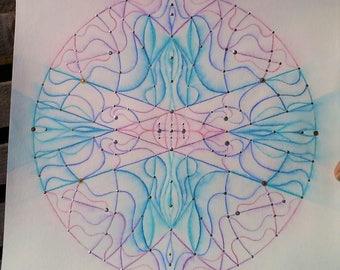 Peaceful Mandala 5