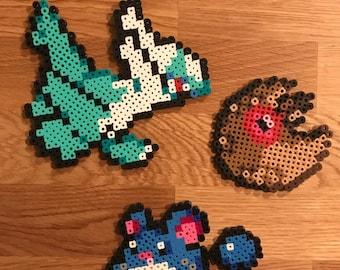 Custom Pokemon Perler